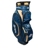 Milwaukee Brewers Clubhouse Cart Bag Golf Gift