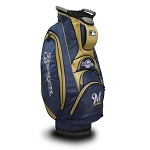 Milwaukee Brewers Victory Cart Bag Golf Gift