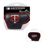 Minnesota Twins Blade Putter Cover Golf Gift