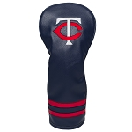 Minnesota Twins Vintage Fairway Headcover Golf Gift