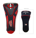 Minnesota Twins Apex Driver Cover Golf Gift