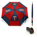 Minnesota Twins Umbrella Golf Gift