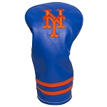New York Mets Vintage Driver Head Cover Golf Gift