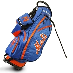 New York Mets Team Fairway Stand Bag Golf Gift