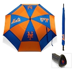 New York Mets Umbrella Golf Gift