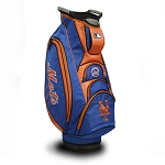 New York Mets Team MLB Victory Cart Bag Golf Gift