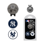 New York Yankees 2 Marker Cap Clip Golf Gift