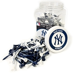 New York Yankees 175 Tee Jar Golf Gift
