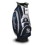 New York Yankees Team MLB Victory Cart Bag Golf Gift