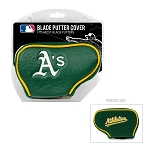 Oakland Athletics Blade Putter Cover Golf Gift