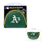 Oakland Athletics Mallet Putter Cover Golf Gift