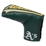 Oakland Athletics Vintage Putter Cover Golf Gift