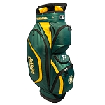 Oakland Athletics Clubhouse Cart Bag Golf Gift