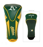 Oakland Athletics Apex Driver Cover Golf Gift