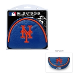 New York Mets Mallet Putter Cover Golf Gift