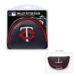 Minnesota Twins Mallet Putter Cover Golf Gift