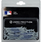 Colorado Rockies 50 Zero Friction Tee Pack Golf Gift