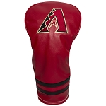 Arizona Diamondbacks Vintage Driver Head Cover Golf Gift