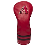Arizona Diamondbacks Vintage Fairway Headcover Golf Gift
