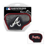 Atlanta Braves Blade Putter Cover Golf Gift