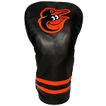 Baltimore Orioles Vintage Driver Head Cover Golf Gift