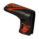 Baltimore Orioles Vintage Blade Golf Putter Cover