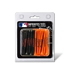 Baltimore Orioles 50 Imprinted Golf Tee Pack