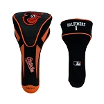 Baltimore Orioles Apex Head Cover Golf Gift