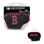 Boston Red Sox Blade Putter Cover Golf Gift