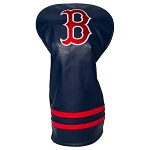 Boston Red Sox Vintage Driver Head Cover Golf Gift