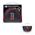 Boston Red Sox Mallet Putter Cover Golf Gift