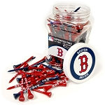 Boston Red Sox 175 Tee Jar Golf Gift