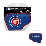Chicago Cubs Blade Putter Cover Golf Gift