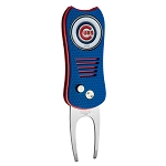 Chicago Cubs SwitchFix Divot Tool Golf Gift