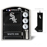 Chicago White Sox Embroidered Gift Set Golf Gift