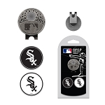 Chicago White Sox 2 Marker Cap Clip Golf Gift