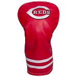 Cincinnati Reds Vintage Driver Head Cover Golf Gift