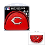 Cincinnati Reds Mallet Putter Cover Golf Gift