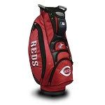 Cincinnati Reds Team Victory Cart Bag Golf Gift
