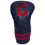 Cleveland Indians Vintage Driver Head Cover Golf Gift