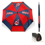 Cleveland Indians Umbrella Golf Gift