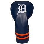 Detroit Tigers Vintage Driver Head Cover Golf Gift
