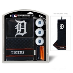 Detroit Tigers Embroidered Gift Set Golf Gift
