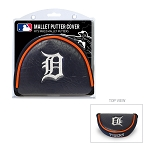 Detroit Tigers Mallet Putter Cover Golf Gift