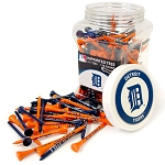 Detroit Tigers 175 Tee Jar Golf Gift