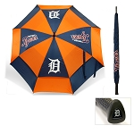 Detroit Tigers Umbrella Golf Gift