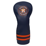 Houston Astros Vintage Fairway Head Cover Golf Gift