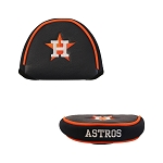 Houston Astros Mallet Putter Cover Golf Gift