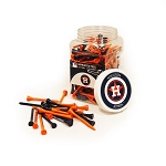 Houston Astros 175 Tee Jar Golf Gift