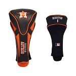 Houston Astros Driver Head Cover Golf Gift